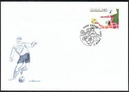 Liechtenstein 1998 / Football World Cup - France / FDC - FDC