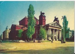 Sofia - Teatro Nazionale Ivan Vazov - H4132 - Bulgaria