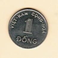 VIETNAM-South   1 DONG 1971 (KM # 12) #5130 - Viêt-Nam