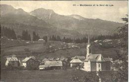 10580010 Montbovon Montbovon  Ungelaufen Ca. 1910 Montbovon - FR Fribourg
