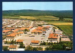 57. Hettange-Grande.  Vue Aérienne De La Caserne. 1985 - Altri Comuni