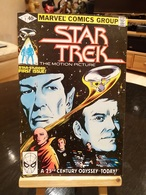 STAR TREK - THE MOTION PICTURE #1 - 1980 - Marvel Comics - Comic VO USA - Marvel