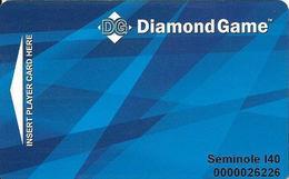 Seminole I40 Casino - Seminole, OK - Diamond Game Slot Card - Casino Cards