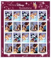 UNITED STATES 2006 Disney Cartoon Characters (3rd Series): Sheet Of 20 Stamps UM/MNH - Ganze Bögen