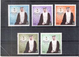 K.S.A. - Yv.565/69 - XX/MNH - Arabie Saoudite