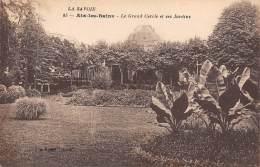 73 - AIX-les-BAINS - Le Grand Cercle Et Ses Jardins - Aix Les Bains