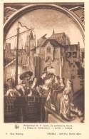 BRUGES - Hôpital Saint-Jean - Hans Memling - La Châsse De Sainte-Ursule - L'arrivée à Cologne - Brugge