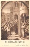 BRUGES - Hôpital Saint-Jean - Hans Memling - La Châsse De Sainte-Ursule - L'arrivée à Rome - Brugge