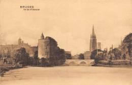 BRUGES - Le Lac D'Amour - Brugge