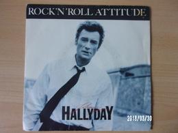 Johnny Hallyday - Rock'n'roll Attitude - Rock