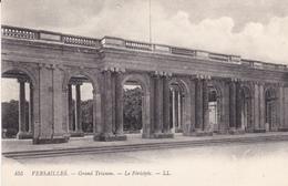 (78) VERSAILLES - Grand Trianon - Le Péristyle - Versailles (Château)