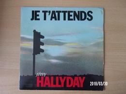 Johnny Hallyday - Je T'attends - Rock