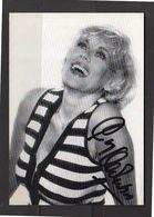 Conny Vandenbos SIGNED Card (33-8) - Autographs