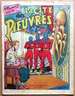 BOB Et BOBETTE N° 55 (octobre 1947) : LA CITE DES PIEUVRES (J.-P. Richard & Bob-Dan), Ed. Dargaud - Magazines Et Périodiques