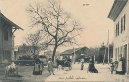 H99 - 74 - JUSSY - Haute-Savoie - La Place - Francia