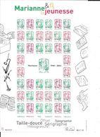 F 4774B Marianne De Ciappa Et Kawena Neuf 2013 - Sheetlets