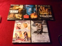 LOT DE 5 DVD   POUR 10 EUROS ( Lot 08 ) - DVDs
