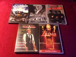LOT DE 5 DVD   POUR 10 EUROS ( Lot 60 ) - DVDs