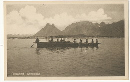 Gronland Konebaad - Groenland