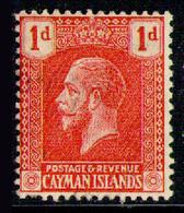 CAYMAN ISLANDS 1923 - From Set MNH** - Cayman Islands