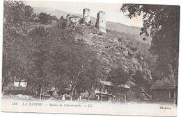 LA BATHIE - 73 - Ruines De Chantemerle - DRO - - Albertville