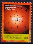 Micronesia Millennium 2000 MNH, Big Bang Theory, Cosmology, Science - Ciencias