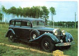 Mercedes D' Hitler 1937 CPM Ou CPSM - Voitures De Tourisme