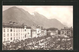 AK Martigny, Place Centrale - VS Valais