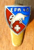 BOUTONS DE COL DE VESTE EPA 48 - Manschetten- U. Kragenknöpfe