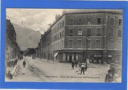 38 ISERE - GRENOBLE Place De L'Etoile Et La Rue Lesdiguières (voir Descriptif) - Grenoble