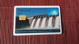 Phonecard Belgacom Enery Used - Mit Chip