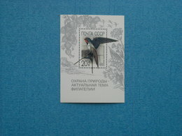 OISEAUX - BF Neuf Xx N° 210 RUSSIE - Swallows