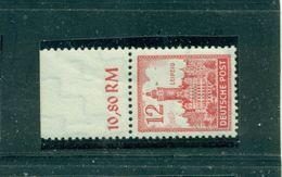 Sowjetisch Besetzte Zone ( SBZ), Ziffern, Nr. 155 X   Postfrisch ** - Sowjetische Zone (SBZ)