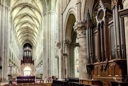 Lisieux (14)-Orgue Cathédrale Saint-Pierre (Edition à Tirage Limité) - Lisieux