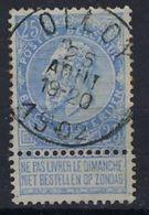Nr. 60 Met  Stempel OLLOY ; Staat Zie Scan ! Inzet Aan 5  €  ! - 1893-1900 Fine Barbe