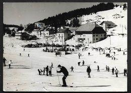 Jougne Champ De Ski - Frasne  Pontarlier - CPSM Doubs - Pontarlier