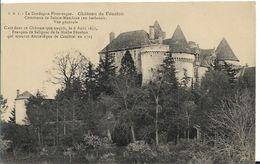 24 Les Châteaux Du Périgord -CHATEAU DE FENELON COMMUNE SAINTE MODANE  EN 1919 - France