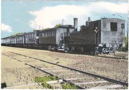 34. Gf. PALAVAS-LES-FLOTS. Le Petit Train. 16066 - Palavas Les Flots