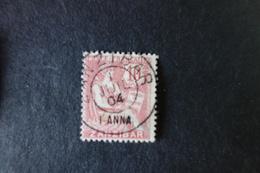 ZANZIBAR N°49 Obltération Centrale - Zanzibar (1894-1904)
