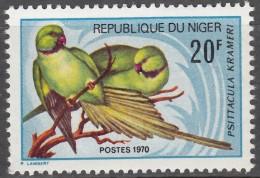 N° 241 Du Niger - X X - ( E 21 ) - Parrots