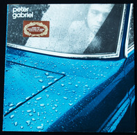 PETER GABRIEL – 1 – LP – 1977 – 9103.115 – Charisma Records, London – Marketed By Phonogram - Rock