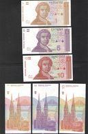 ХОРВАТИЯ  1, 5, 10  ДИНАР    1991 UNC! - Croatie
