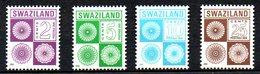 SWAZILAND. Timbres-Taxe N°20-3 De 1991. - Swaziland (1968-...)