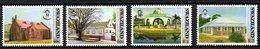 SWAZILAND. N°658-61 De 1996. Edifices/Eglise. - Swaziland (1968-...)