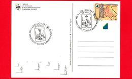 ITALIA - 2013 - Cartolina - L'Aquila - 70 Anni Eccidio 9 Martiri Aquilani - Annullo 23-09-2013 - 6. 1946-.. Repubblica