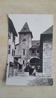 CPSM 136- ANNECY- VIEUX QUARTIERS- PALAIS DE L'ISLE- - Annecy