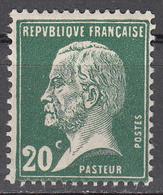 FRANCE   SCOTT NO. 187  MINT HINGED   YEAR  1923 - France