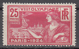FRANCE   SCOTT NO. 199    MINT HINGED   YEAR  1924 - France