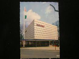 W-140 / Bruxelles,Exposition  Universelle De Bruxelles 1958, Hongrie. Façade Principale  .- - Universal Exhibitions