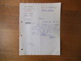 ANDUZE GARD F. SAINT-PIERRE SUCCESSEUR DE E. BISCUIT FILATURE DE SOIE COURRIER DU 11 JUILLET 1925 - France